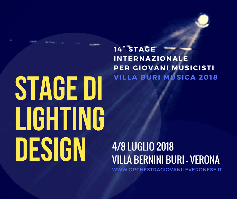 stagelighting design